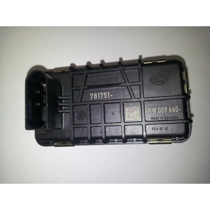 Actuador Electrónico Garret Hella Mercedes 320/280/350/300 CDI/Chrysler 300C/Jeep Grand Cherokee/Dodge Sprinter 781751 G001