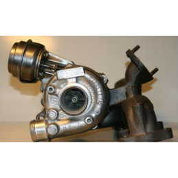 Turbo Audi A3/Ford...